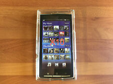 SONY ERICSSON XPERIA X10 crystal clear case cover protection * vendeur britannique *