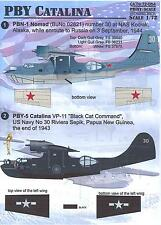 Print Scale Decals 1/72 CONSOLIDATED PBY CATALINA Flying Boat