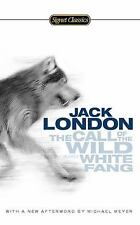 The Call of the Wild and White Fang by Jack London (2010, Paperback)