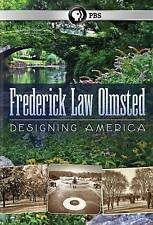 New PBS DVD: Fredrick Law Olmsted: Designing America - Landscape Architecture