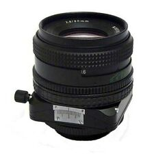Arax Photex Arsat Tilt shift T/S 80 mm F2.8 lens  Canon EOS EF  full frame new