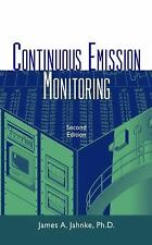Continuous Emission Monitoring, Jahnke, James, Jahnke, James A., Acceptable Book