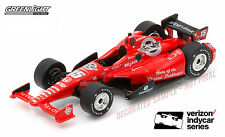 Graham Rahal 2015 Steak-N-Shake Diecast Indycar 1:64 Scale by Greenlight