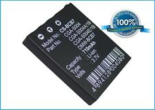 3.7V battery for Panasonic DMC-FX7W, DMC-FX2B, DMC-FX7EG, DMC-FX7A, Lumix DMC-FX