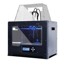 FlashForge USA Metal Chasis Creator PRO 3D Printer with Dual ABS/PLA Extruder