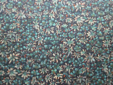 "LIBERTY OF LONDON TANA LAWN FABRIC DESIGN  ""Eleonora"" 2.3 METRES (230 CM)"
