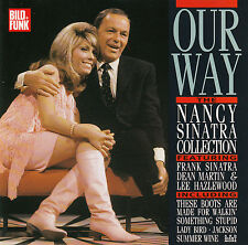NANCY SINATRA : OUR WAY - THE NANCY SINATRA COLLECTION / CD - NEUWERTIG