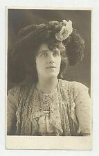 EARLY 1900's RP POSTCARD MISS J. NEILSON - PRETTY ACTRESS- ROTARY PHOTO CO. LTD.