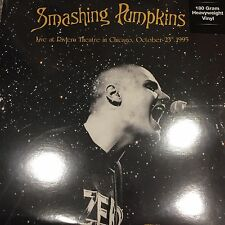 SMASHING PUMPKINS 'LIVE AT RIVIERA THEATRE CHICAGO 1995 2 X LP VINYL - BRAND NEW