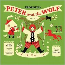 Prokofiev: Peter And The Wolf (CD, Aug-2011, IMP Classics)