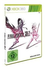 XBOX 360 gioco-Final Fantasy XIII - 2 (con imballo originale)