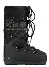 Tecnica Womens Original Moon Boots Winter Boot Swarovski Constellation US 6-7.5