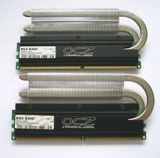 4GB (2 X 2 GB MATCHED PAIR) OCZ REAPER X SERIES DDR2-800 PC2-6400 RAM