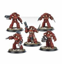 30K HORUS HERESY BURNING OF PROSPERO TARTAROS TERMINATOR SQUAD **NEW** (G921)