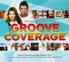 Complete Collectors Edition - Groove Coverage (2012, CD NIEUW)4 DISC SET