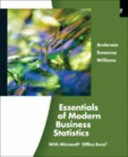 Essentials of Modern Business Statistics (with Online Material Printed Access Ca