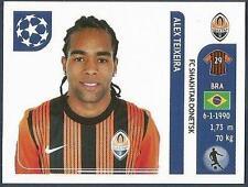 PANINI UEFA CHAMPIONS LEAGUE 2011-12- #440-SHAKHTAR DONETSK-ALEX TEIXEIRA