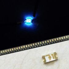 10x 1206 Bleu Super Brillant LED SMD SMT Lampe Ampoule Lumière Haut luminosité