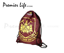 Official Football West Ham United Gym Bag