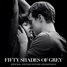 FIFTY SHADES OF GREY - MOTION PICTURE SOUNDTRACK: CD ALBUM (February 9th 2015)