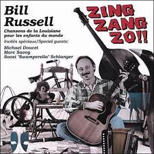 Russell, Bill Zing Zang Zo! CD