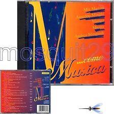 M COME MUSICA RARO CD - MIA MARTINI AMEDEO MINGHI MANGO MIETTA MINGARDI