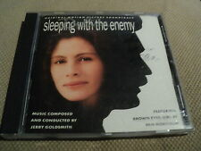 "CD BOF ""SLEEPING WITH THE ENEMY (Les nuits avec mon ennemi)"" Jerry GOLDSMITH"