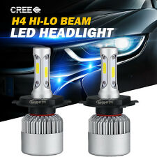 120W 12000LM LED H4 9003 HB2 Headlight Kit High/Low Beam Head Fog Light Bulbs