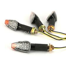 4pcs LED TURN SIGNALS INDICATORS For Kawasaki Coyote AL Trail Bike 75 90