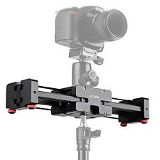 UK Store! CameraPlus® CP-V2-500 Compact size Pro Camera Track Dolly Slider Rail