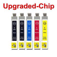 5 Ink Cartridge XL Replace For EPSON XP-235 XP-332 XP-335 XP-432 XP-435