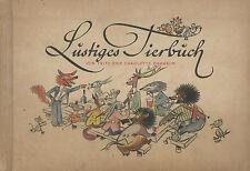 Lustiges Tierbuch von Fritz und Charlotte Draheim