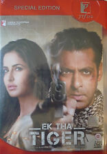EK THA TIGER YESH RAJ FILMS 2 DISC ORIGINAL BOLLYWOOD DVD - Salman Khan.