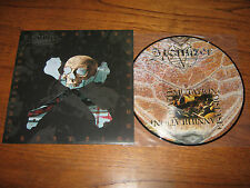 "ATOMIZER ""Death Mutation.."" PIC LP  destroyer 666 revenge angelcorpse"