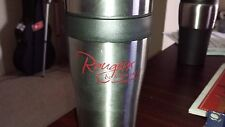 Stainless Steel Thermal Travel Coffee Cup Drink Holder Hot Cold 16 oz