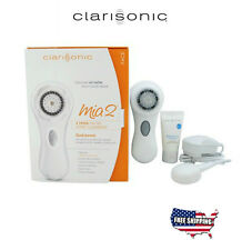 New Clarisonic Mia 2 Skin Care Sonic Cleansing System White - FREE Shipping