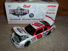 XRARE 2001DALE EARNHARDT JR ACTION 1:24 ALL-STAR GAME SNAP ON PROMO DIECAST CAR