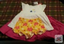 Lot of little girl clothes Disney Dress with tags