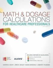 Math & Dosage Calculations for Healthcare Professionals 4th Edition 2011