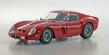 Kyosho 1962 FERRARI 250 GTO RED Hi-End  1:18**Almost Sold Out**Last Pcs Left!
