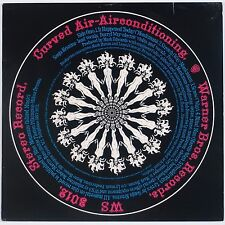 CURVED AIR: Air Conditioning USA '70 Germany WB W7 Orig PROG Psych Vinyl LP NM-