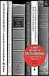 A Brief History of Encyclopedias: From Pliny to Wikipedia (Brief Histories), Bro