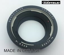 Hasselblad V Lens to Pentacon Six Camera Mount Camera Adapter Hartblei