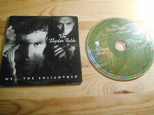 CD Indie The Elysian Fields - We The Enlightened (4 Song) Promo WICKED WORLD cb