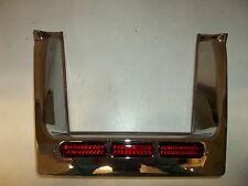 Add On 45-8943 Honda Goldwing GL 1500 Led Lighted License Plate Filler  #CA 32