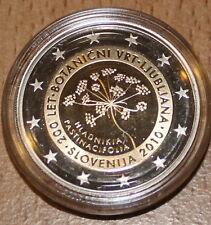2 Euro Slowenien botanischer Garten pp 2010