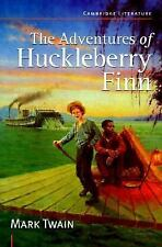 Cambridge Literature: The Adventures of Huckleberry Finn (1995, Paperback)