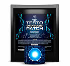 TESTO ANABOLIC PATCH: TESTOSTERONE BOOSTER MUSCLE GROWTH & STRENGTH NO STEROIDS