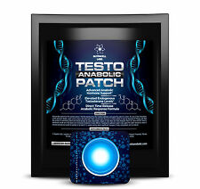 TESTO ANABOLIC PATCH ++ ADVANCED TESTOSTERONE BOOSTER / LEGAL & WITHOUT STEROIDS
