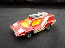 Vintage Matchbox Cosmobile Super Fast Lesney Pro 1976